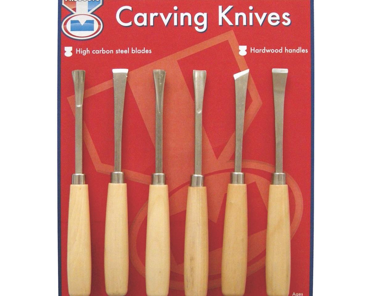Midwest Carving Knife Set , 6pc