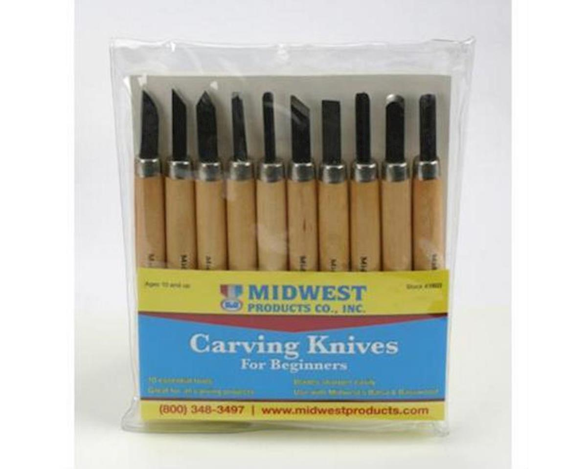 Midwest Carving Knives, 10 pc. Set