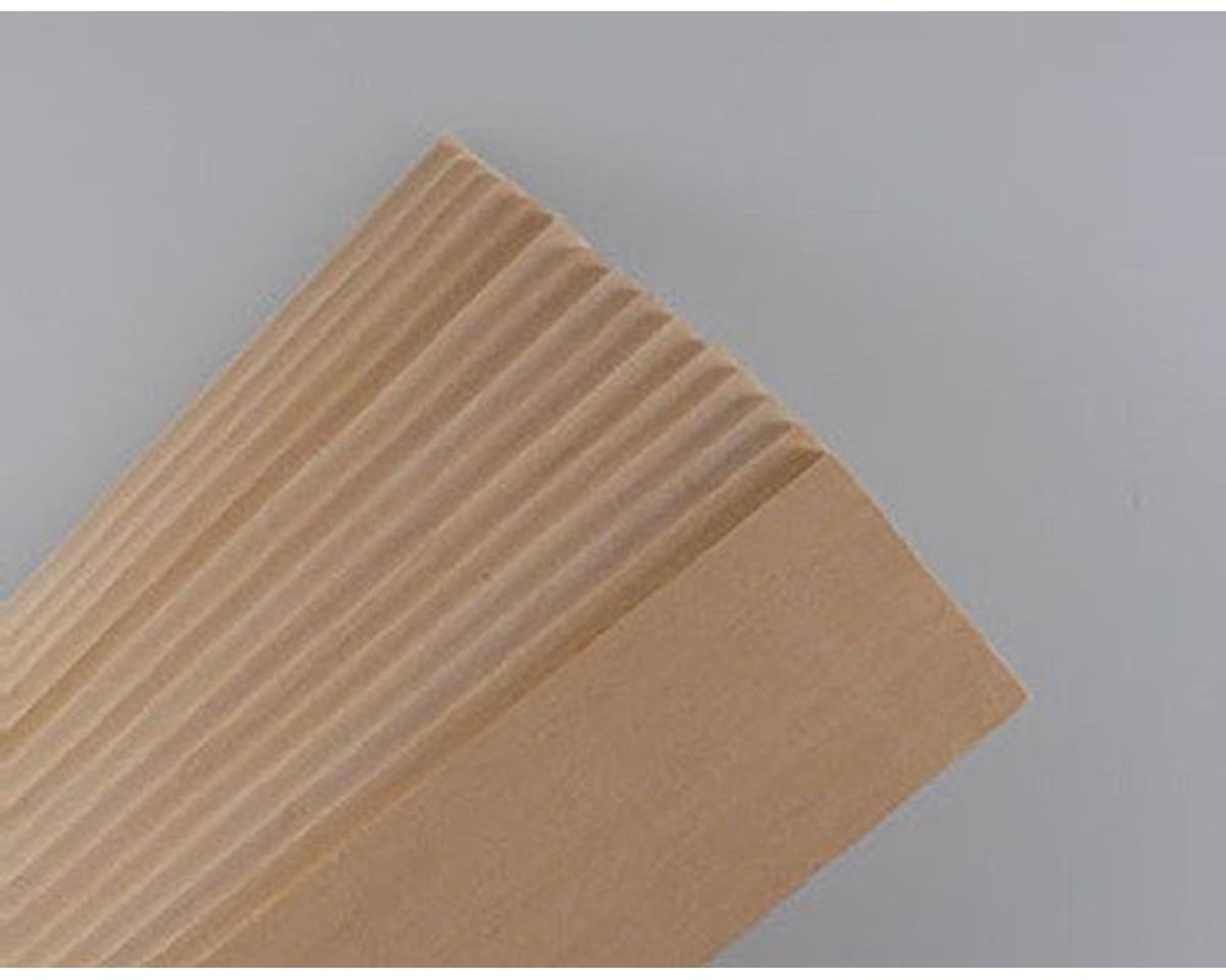 Basswood Sheets 1/8x2x24 (15) by Midwest