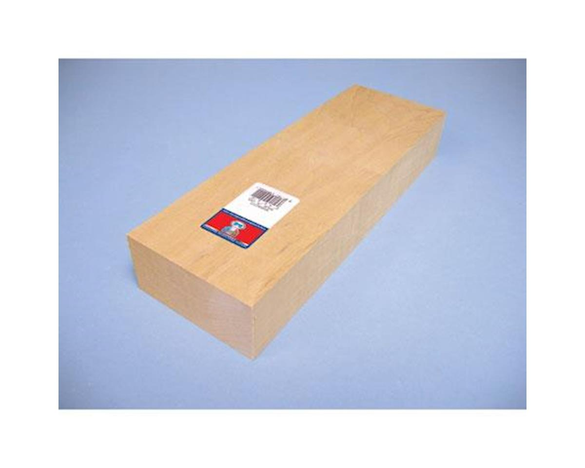 Basswood Carving Block 2x4x12 by Midwest