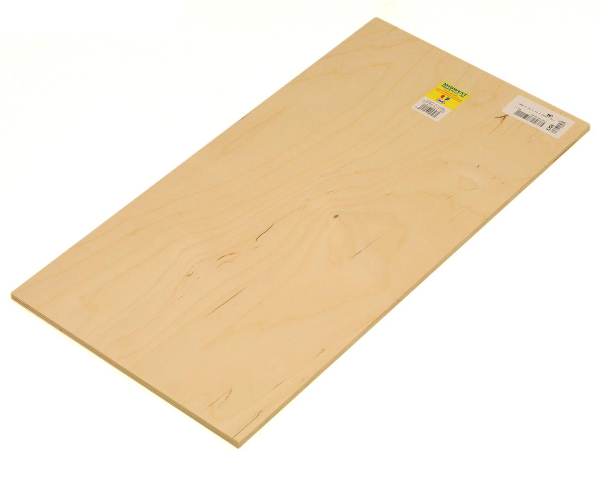 Midwest Craft Plywood 3/8 x 12 x 24""