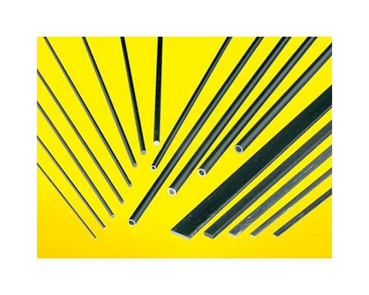 "Carbon Fiber Rod, 24"", .060 (2) by Midwest"