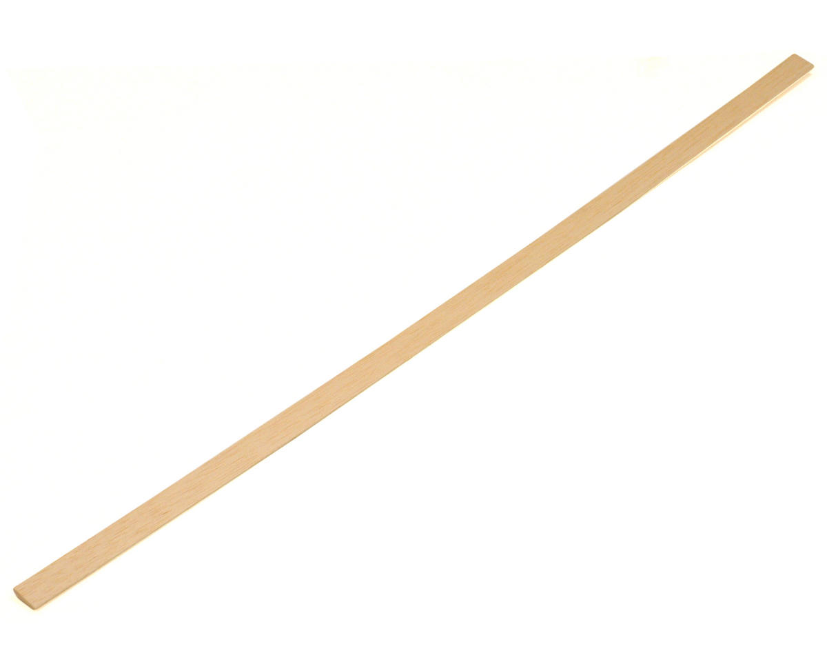 """1/4 x 1 x 36"""" Balsa Aileron Stock by Midwest"""