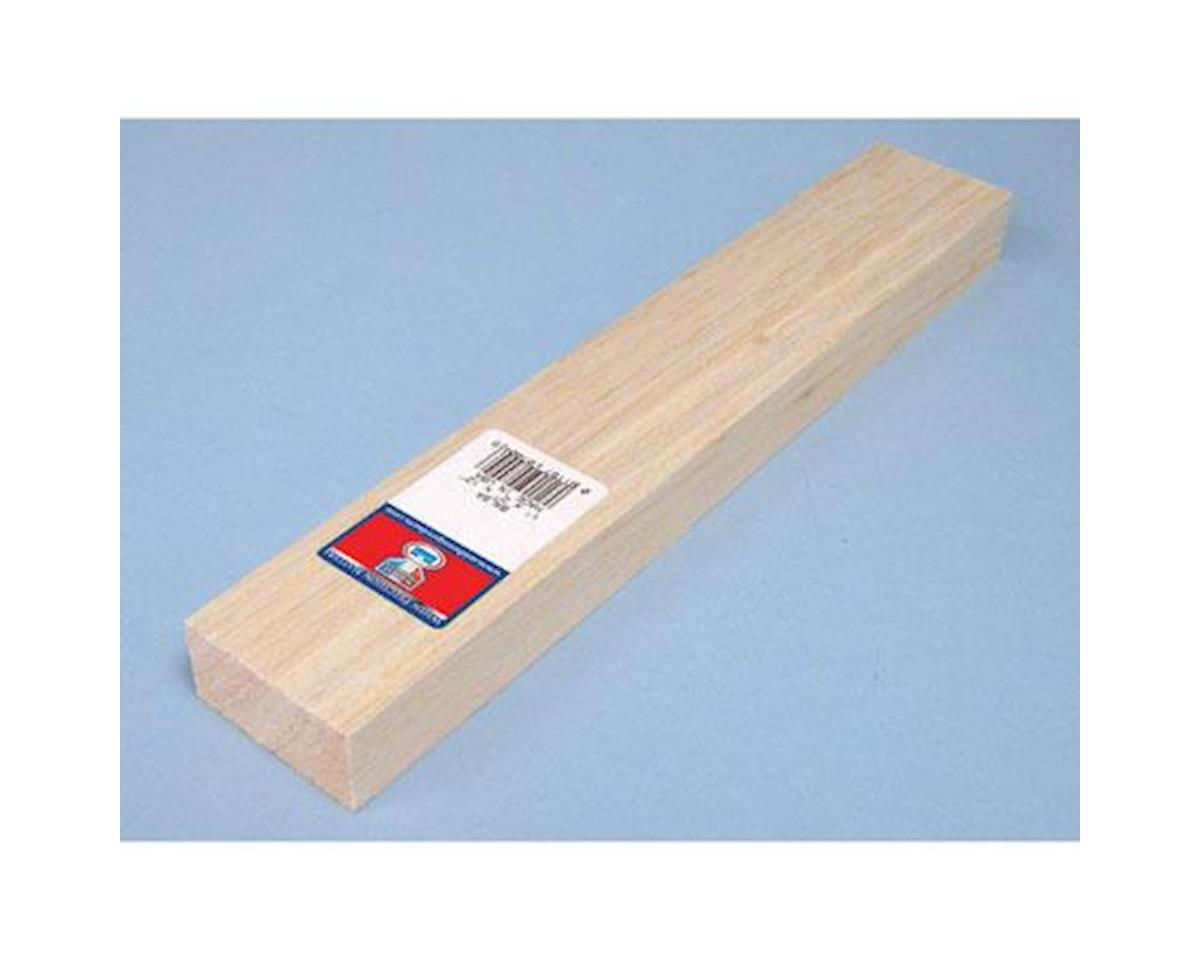 Balsa Block, 1 x 2 x 12 by Midwest