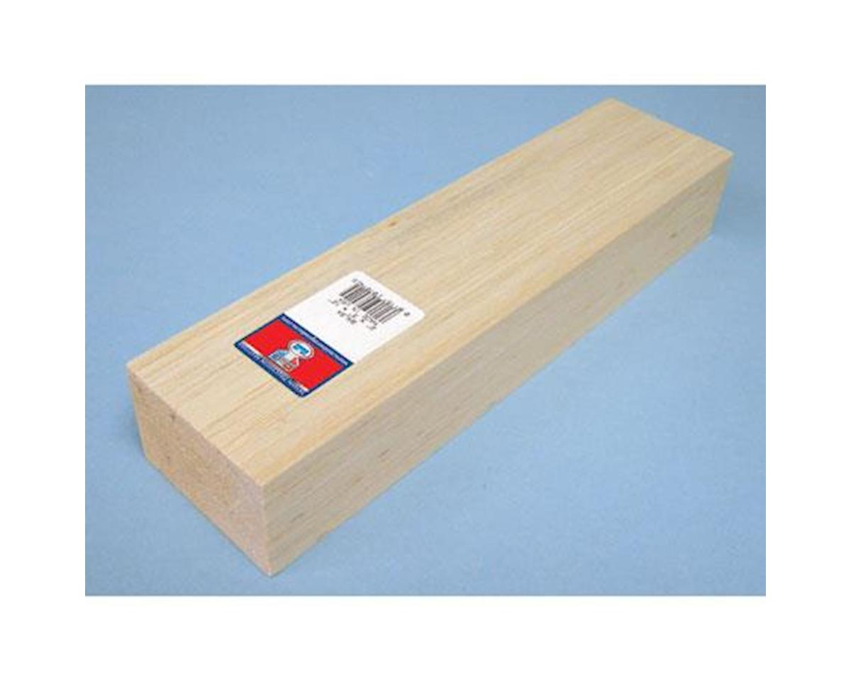 Balsa Block, 2 x 3 x 12 by Midwest