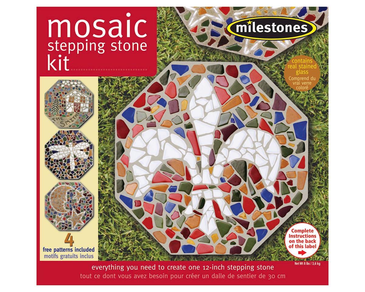 Midwest Milestones,  Mosaic Stepping Stone Kit