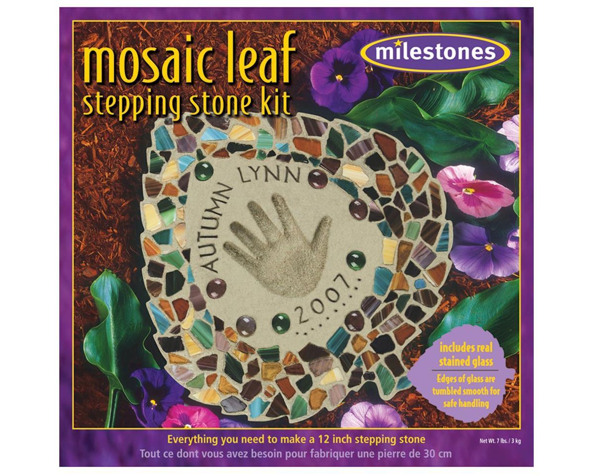 Midwest Mosaic Leaf Stone Kit