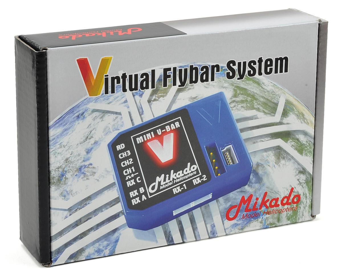 Mikado Mini VBar Blueline 6.0 PRO w/RX-Satellite