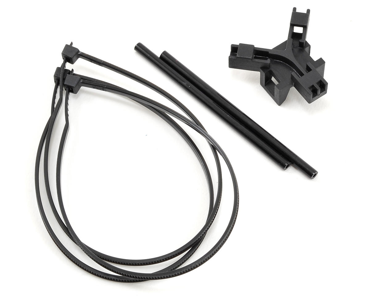 Tailboom Antenna Support (Black) by Mikado