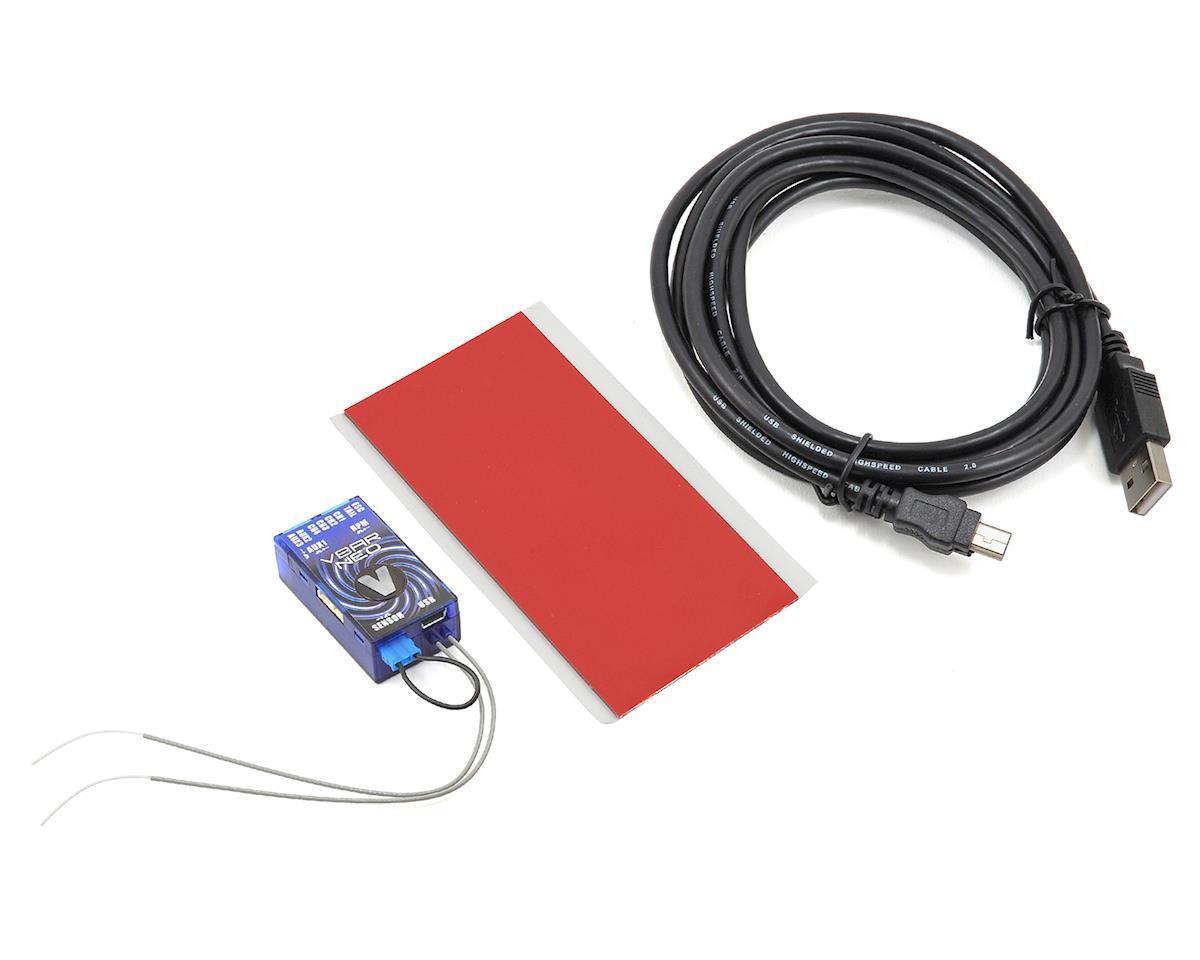 Mikado VBar VControl Radio w/VBasic Receiver (Black/Red)