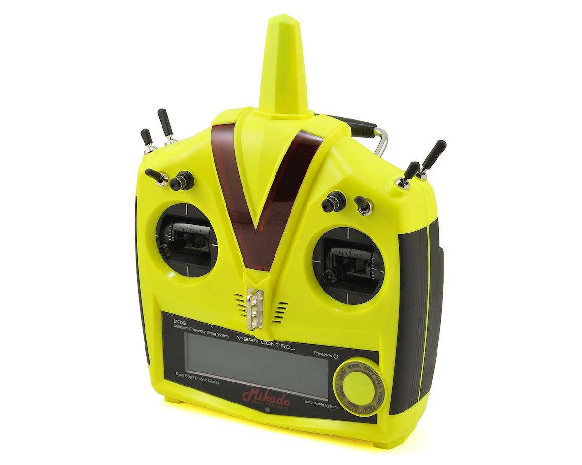 Mikado VBar VControl Radio w/VBasic (Yellow)