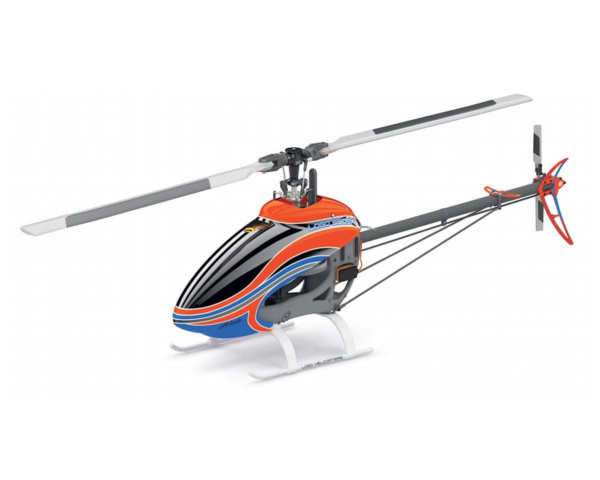 Mikado Logo 550 SX V2 Helicopter Kit