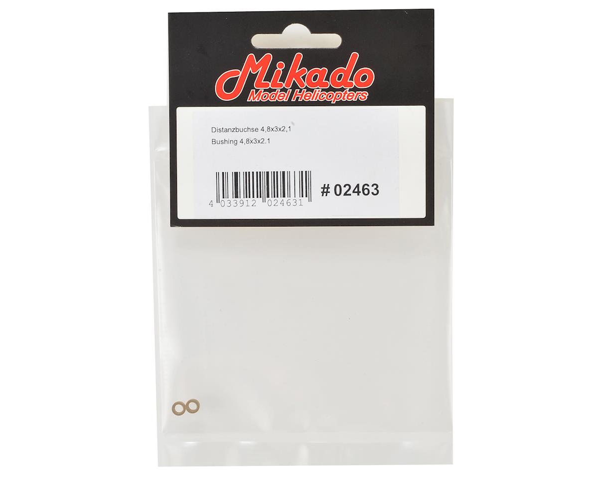 4.8x3x2.1mm Bushings (2) by Mikado