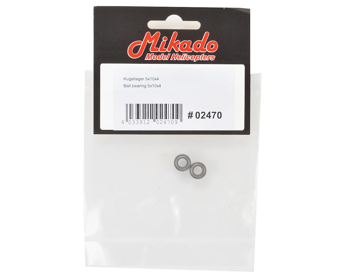 Mikado 5x10x4mm Ball Bearing (2)