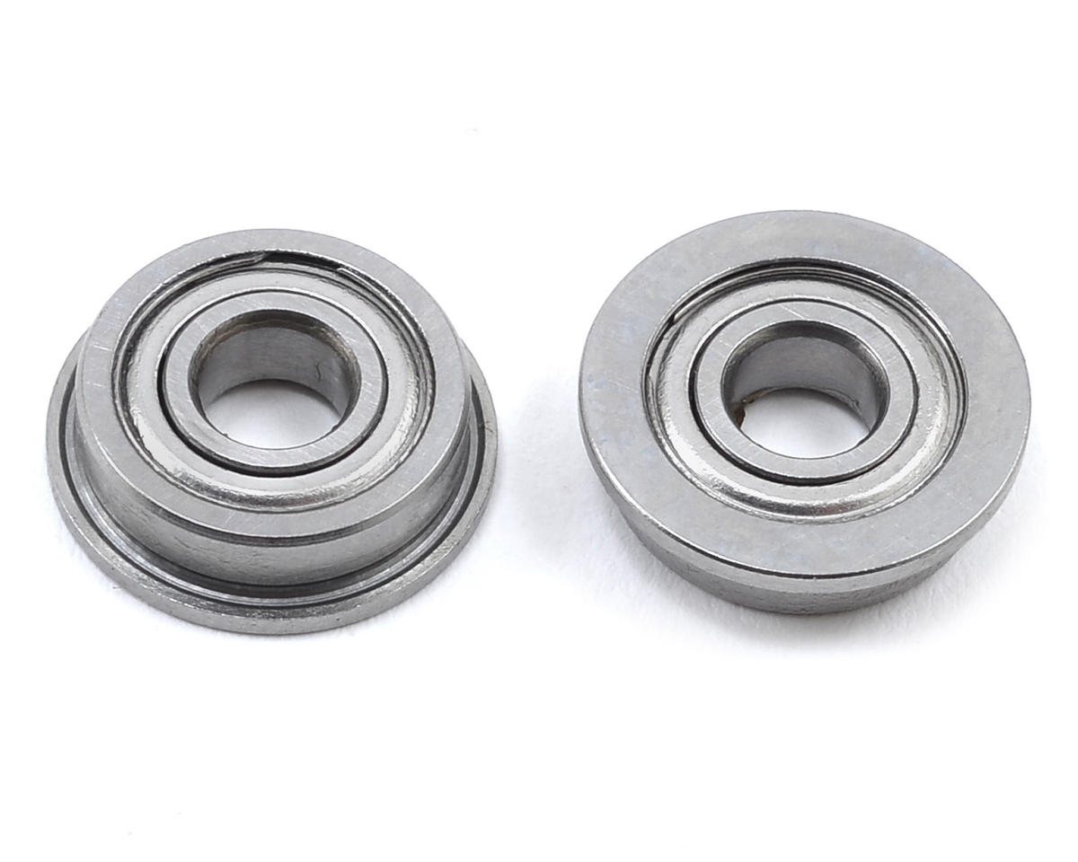 Mikado 5x13x4 Flanged Ball Bearing (2)