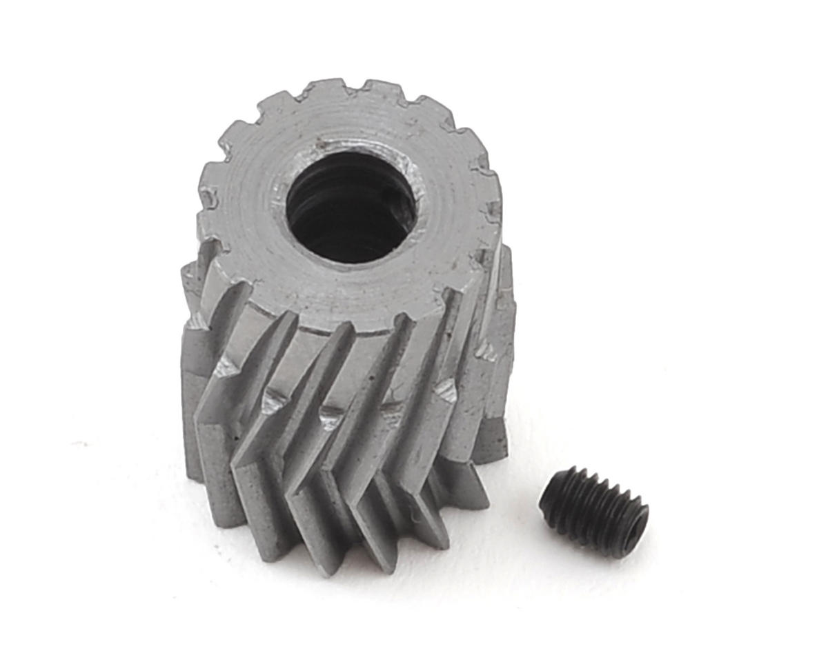 Herringbone Pinion (16T/M0.7) by Mikado