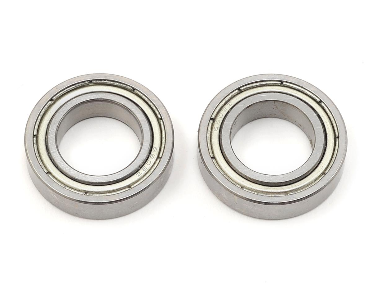 14x25x6mm Ball Bearing (2) by Mikado