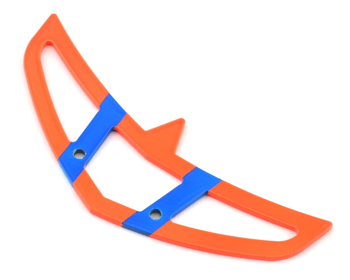 Mikado GLogo 690 Horizontal Stabilizer (Neon Orange/Blue)