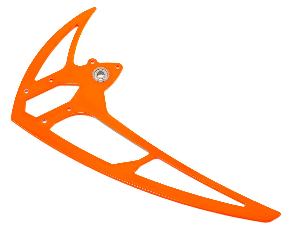 Mikado Vertical Fin (Orange/Blue)