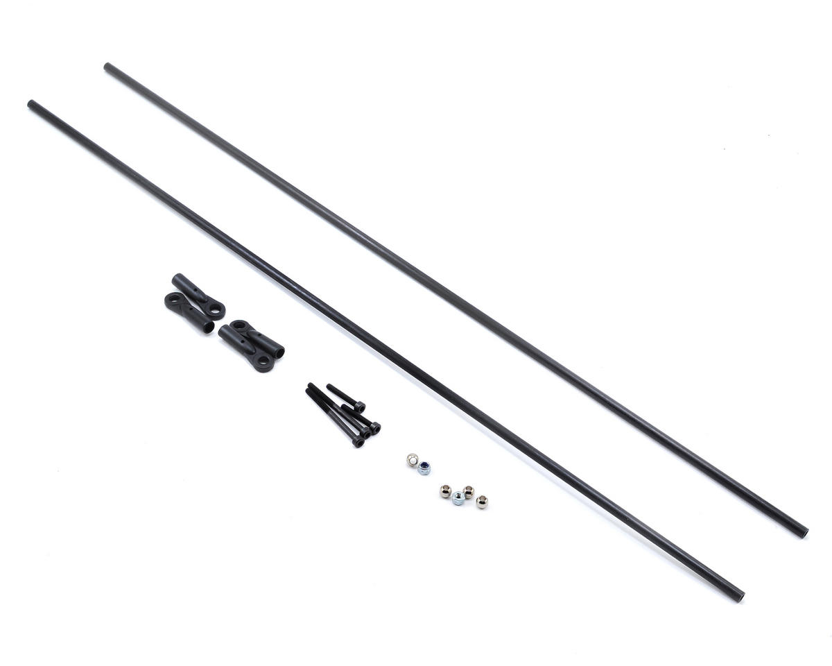 Mikado Carbon Tail Boom Brace w/Hardware (2) | alsopurchased