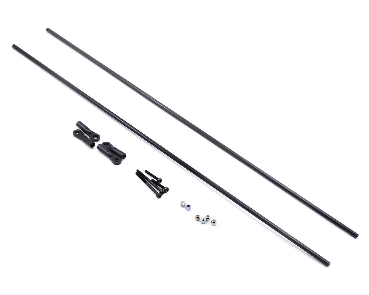 Carbon Tail Boom Brace w/Hardware (2) by Mikado