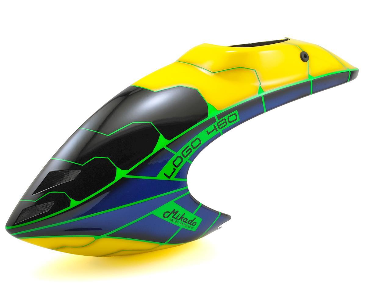 Mikado Canopy (Neon Green/Blue/Yellow)