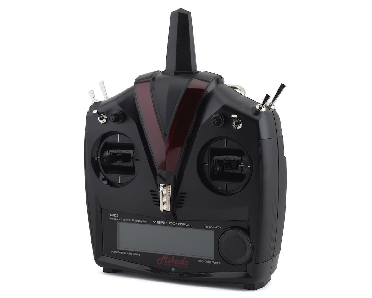 Mikado VBar VControl Radio w/Neo V-Link (Grey/Black)