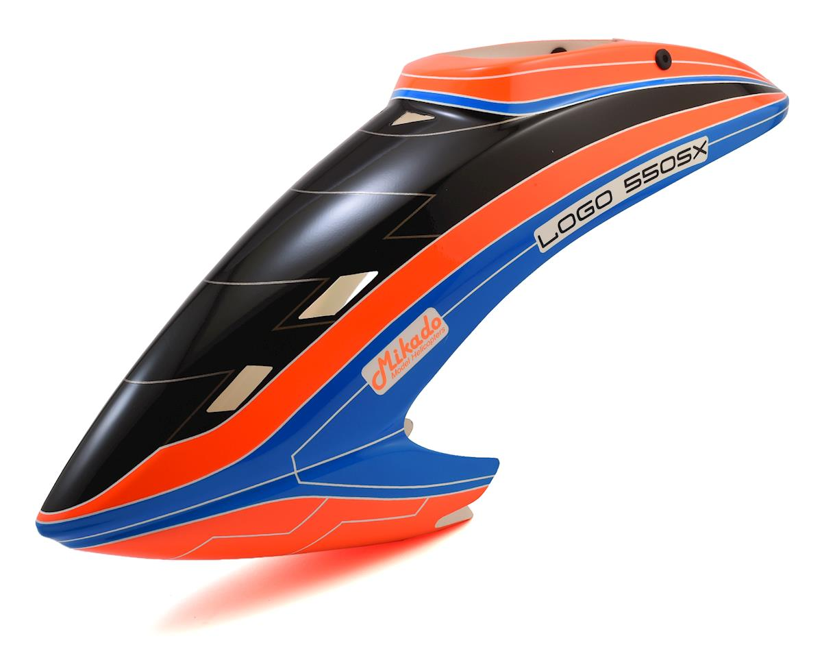 Mikado Canopy (550SX/SE 2018) (Orange/Blue)