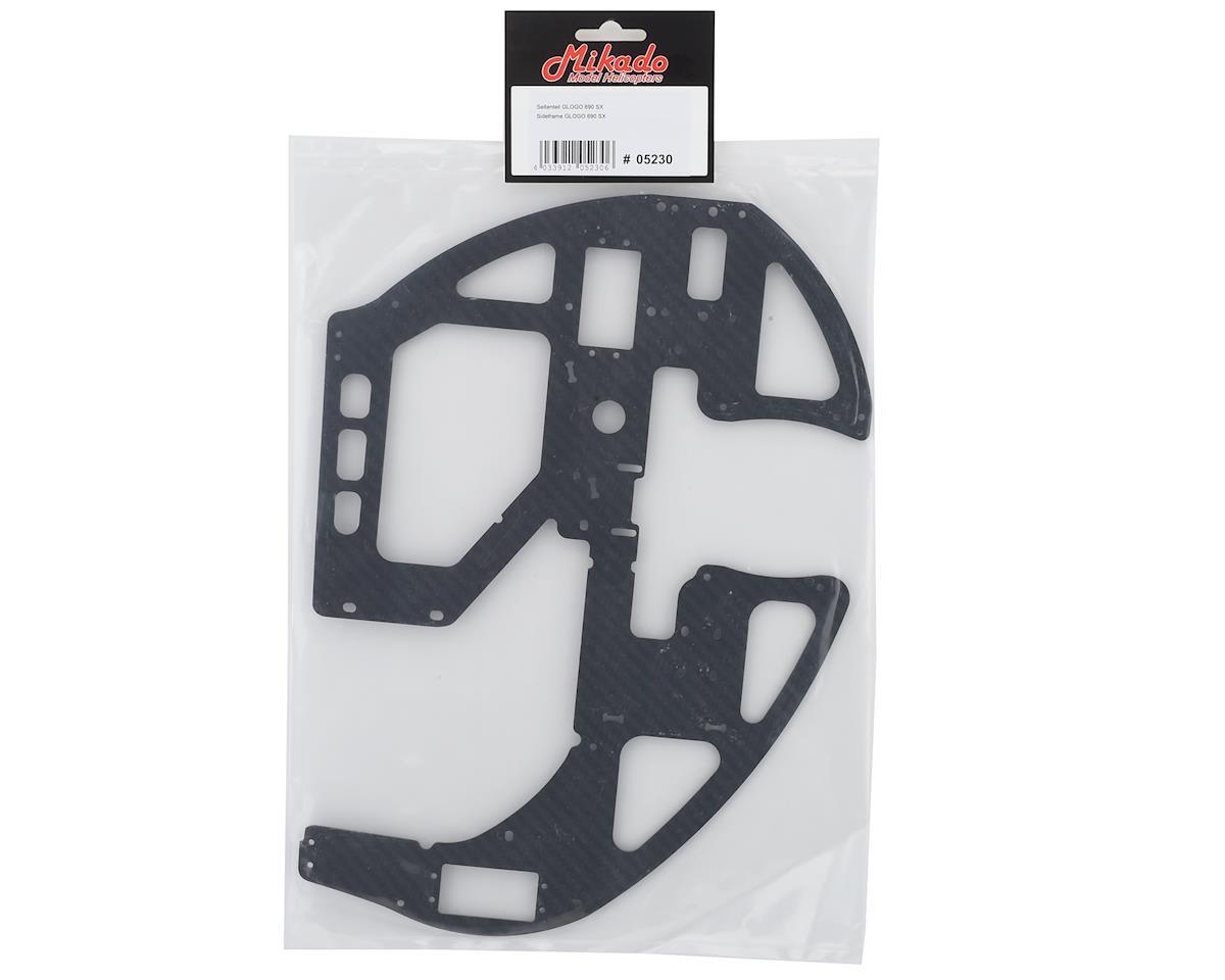 Mikado Carbon Fiber Side Frame