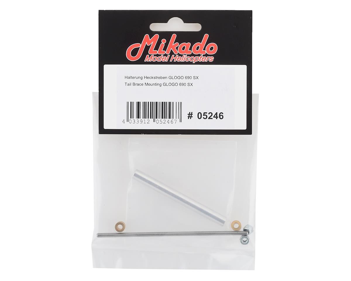 Mikado Tail Brace Mounting Kit