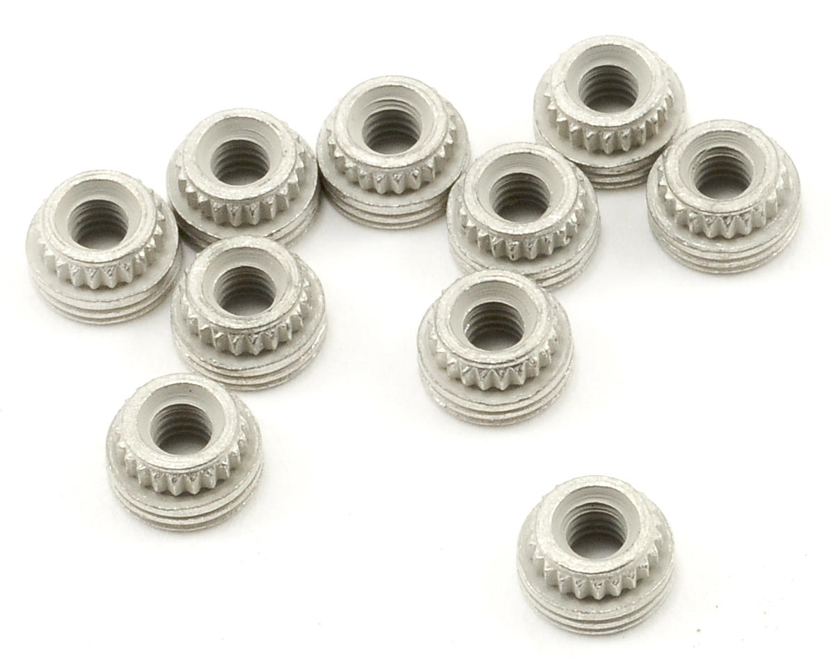 Miniature Aircraft 2.5mm Pem Nut Insert (10)