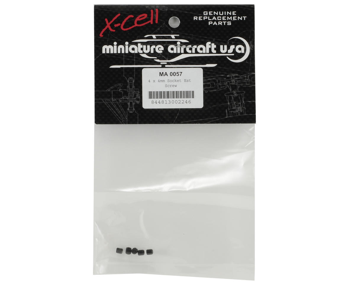 Miniature Aircraft 4x4mm Set Screw (5)