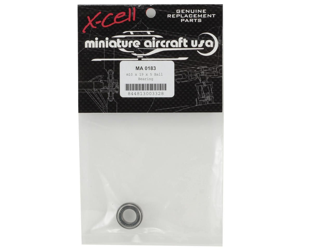 Miniature Aircraft 10x19x5mm Ball Bearing