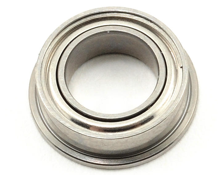 Miniature Aircraft 6x10x3mm Flanged Ball Bearing