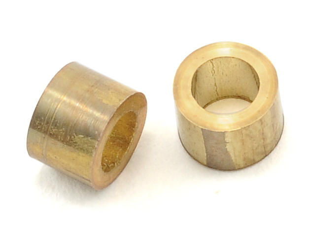 "Miniature Aircraft M3x4.75x.138"" Brass Spacer Set (2)"