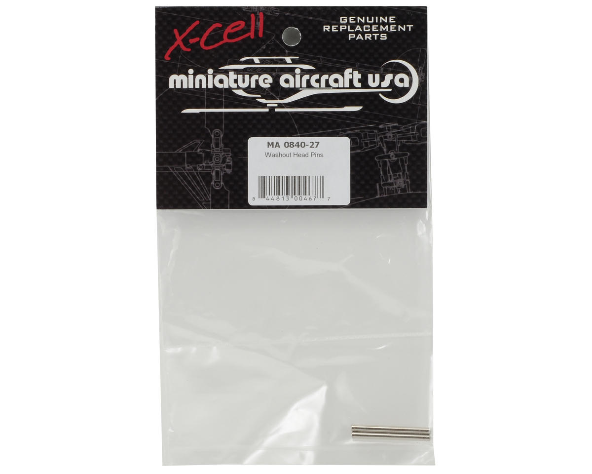 Miniature Aircraft Guide Pin Set (2)