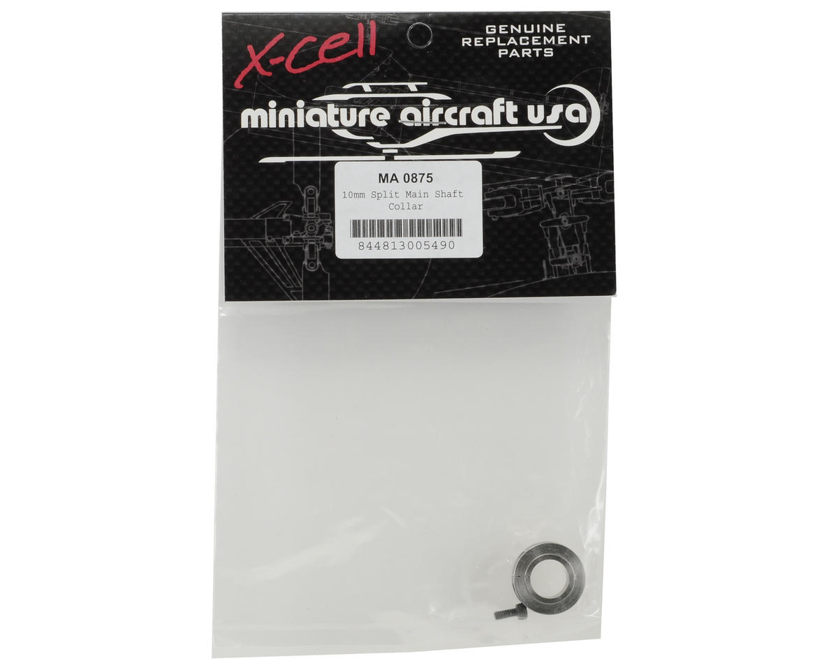 Miniature Aircraft 10mm Split Main Shaft Collar