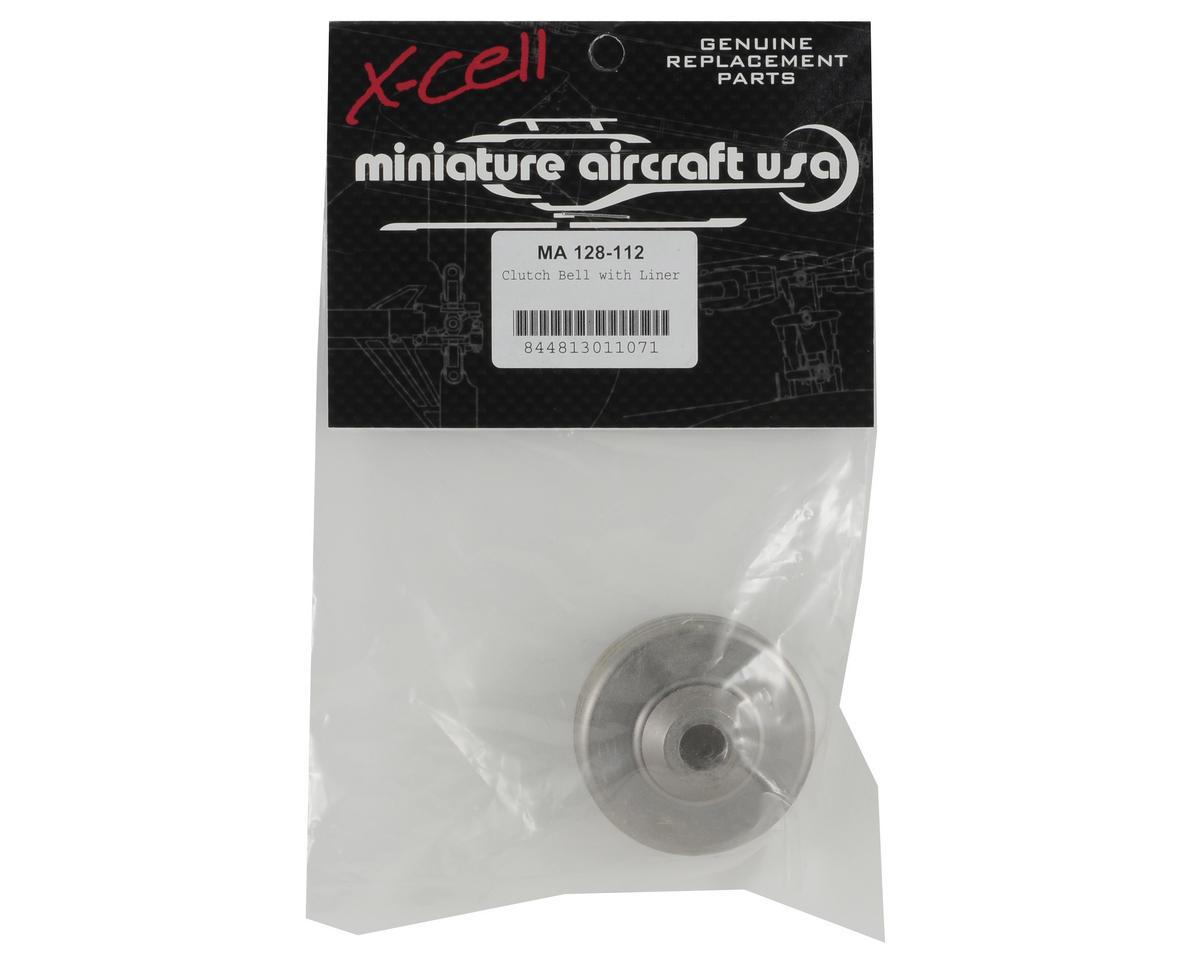 Miniature Aircraft Clutch Bell w/Liner