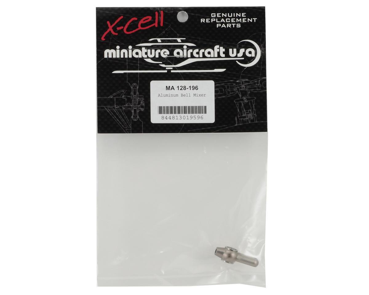 Miniature Aircraft Aluminum Bell Mixer