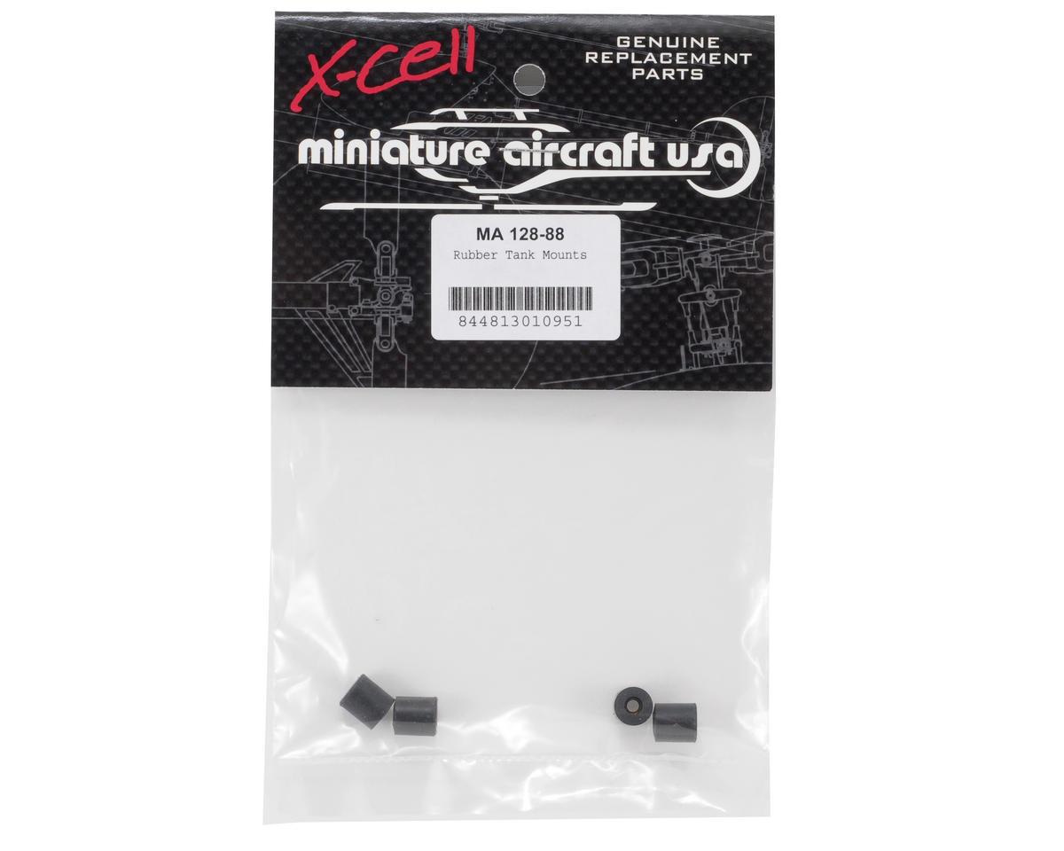 Miniature Aircraft Rubber Tank Mount Set (4)