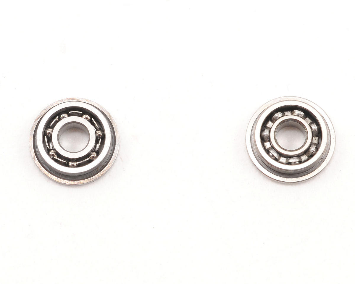 Miniature Aircraft 2x5x1.5mm Flanged Ball Bearing