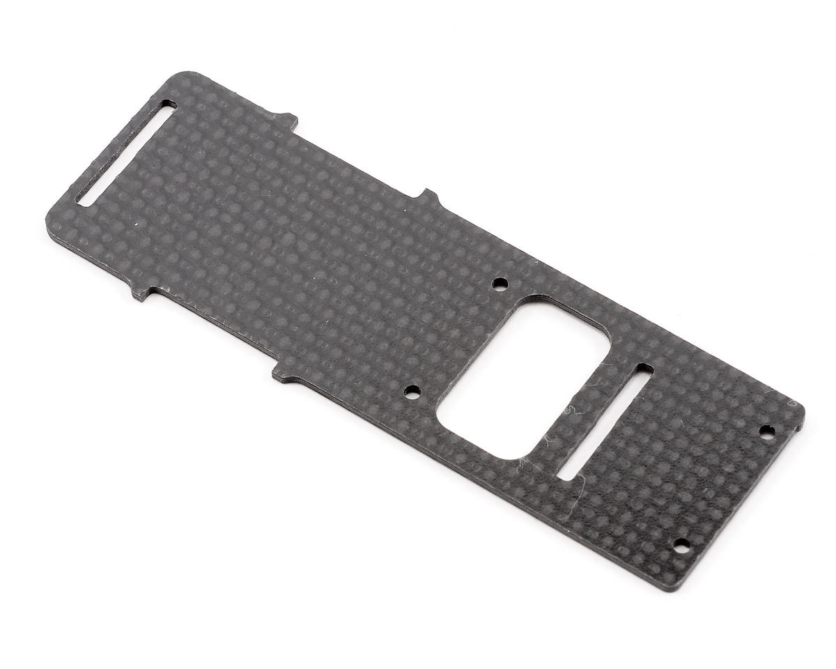 Miniature Aircraft Carbon Fiber Battery Plate