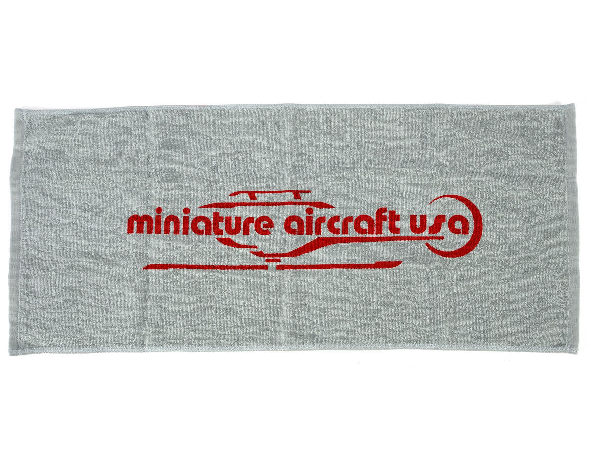 Miniature Aircraft Towel (60x37cm)