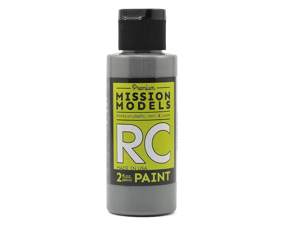 Mission Models Gray Acrylic Lexan Body Paint (2oz)
