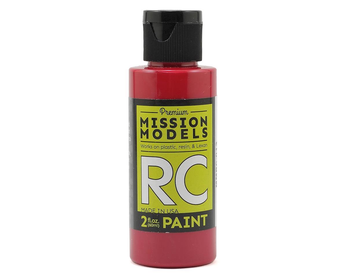 Mission Models Burgundy Acrylic Lexan Body Paint (2oz)