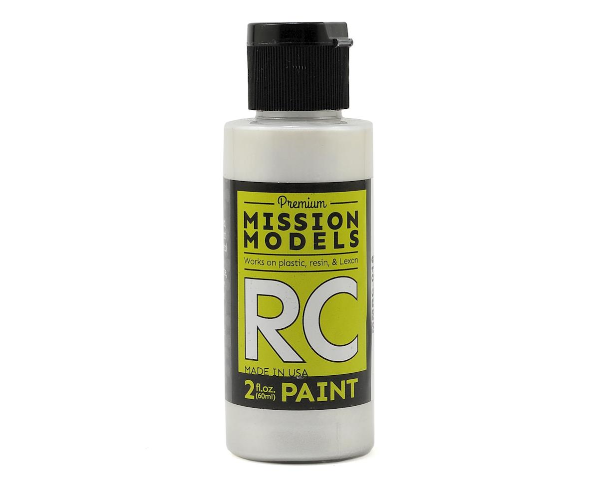 Pearl White Acrylic Lexan Body Paint (2oz) by Mission Models