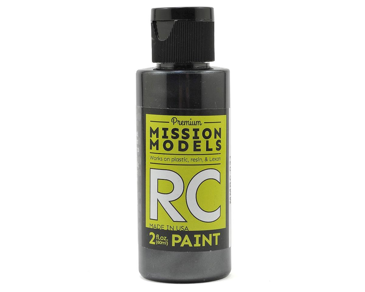 Pearl Charcoal Acrylic Lexan Body Paint (2oz) by Mission Models