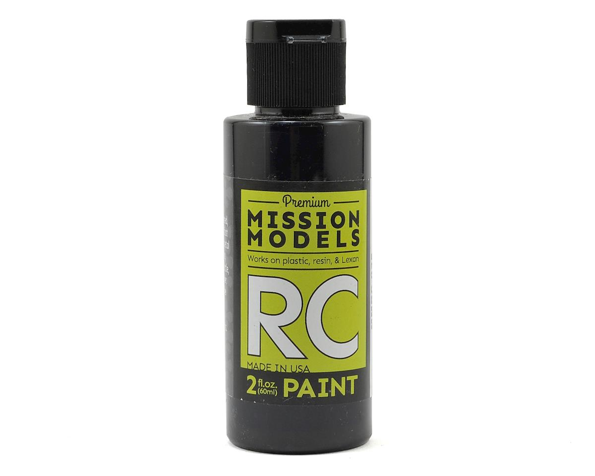 Mission Models Pearl Black Acrylic Lexan Body Paint (2oz)