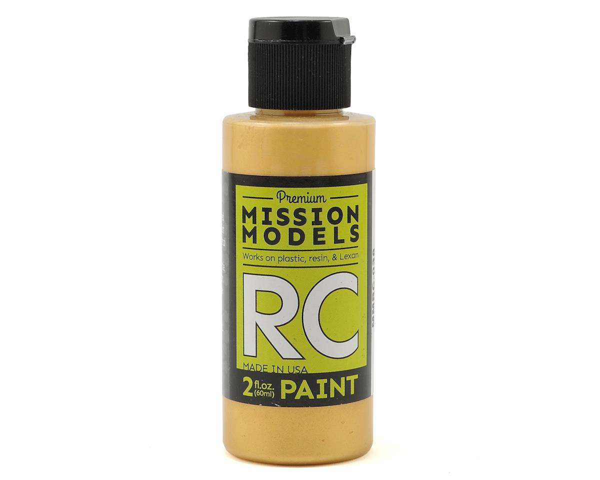 Mission Models Color Change Gold Acrylic Lexan Body Paint (2oz)