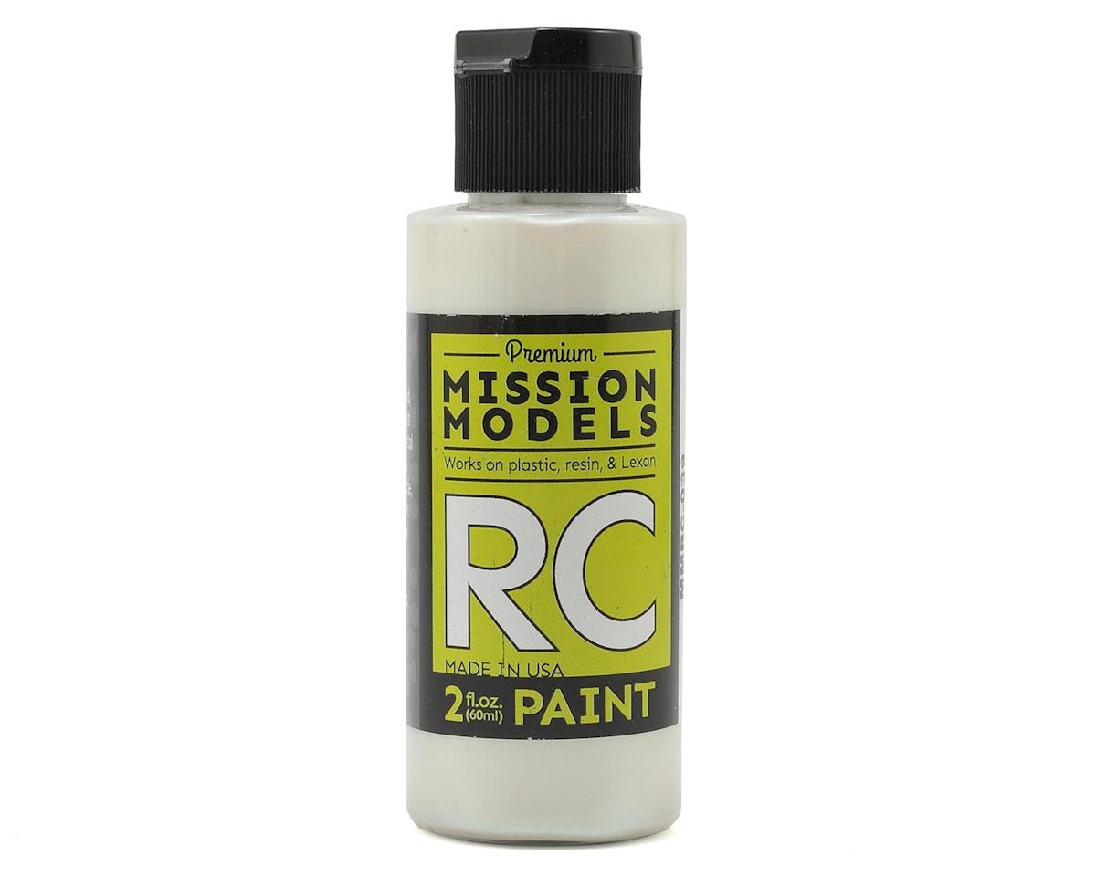 Mission Models Color Change Green Acrylic Lexan Body Paint (2oz)